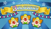 3 Clowns Scratch Card