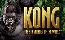 Kong The Eighth Wonder of the World Spielautomaten