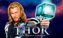 Thor The Mighty Avenger Slots