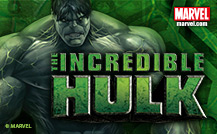 The Incredible Hulk 50 Lines Slots