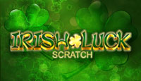 Irish Luck Scratch Card