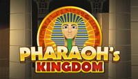 Pharaoh's Kingdom Scratch Card