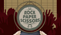 Rock Paper Scissors Arcade Game