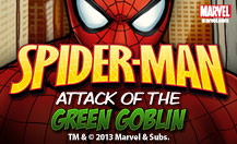 Spider-Man: Attak of The Green Goblin Slot