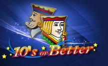 10's or Better Videopoker