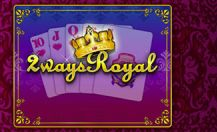 2 Ways Royal Videopoker