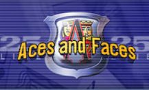 25 line Aces and Faces Video Poker