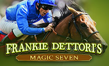 Frankie Dettori's Magic Seven Online Slots