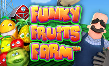 Funky Fruits Farm Spielautomaten