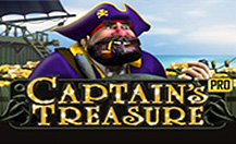 Captain's Treasure Spielautomaten