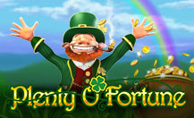 Plenty O'Riches Online slots