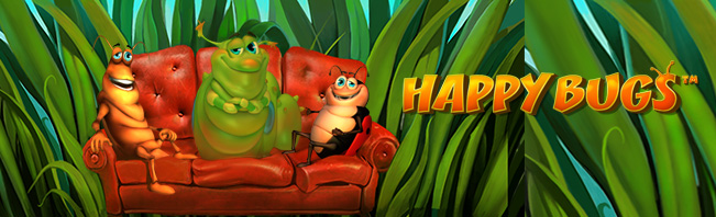 Happy Bugs Slots | $/£/€400 Welcome Bonus | Casino.com