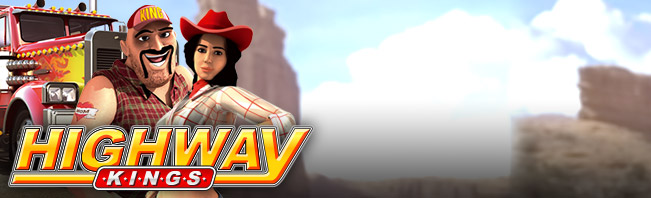 Highway Kings Slots | $/£/€400 Welcome Bonus | Casino.com