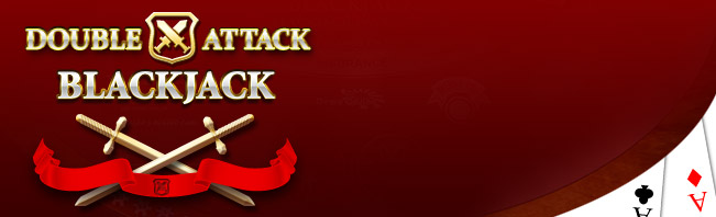 Play Double Attack Blackjack Online at Casino.com UK