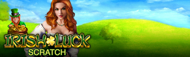 Play Irish Luck Scratch Online at Casino.com South Africa