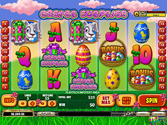 Play Easter Surprise Slots Online at Casino.com South Africa