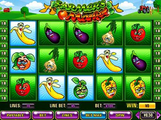 Play Farmers Market Online Slots at Casino.com UK