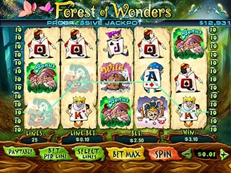 Forest of Wonders Slots | $/£/€400 Welcome Bonus | Casino.com