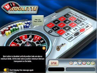 Play Mini Roulette Arcade Games Online at Casino.com Australia