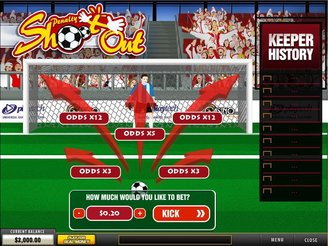 Play Penalty Shootout Arcade Game Online